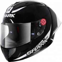 Shark Race-R Pro GP 30th Anniversary Limited Edition Helmet Čierna biela