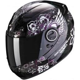Scorpion EXO 490 Divina Helmet Black-violet