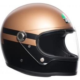 Prilba na moto AGV Legends X3000 Superba black gold