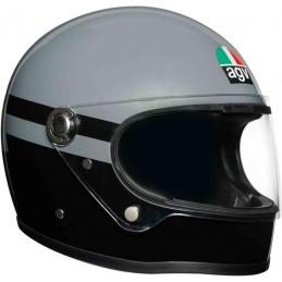 Prilba na moto AGV Legends X3000 Superba Gray-black