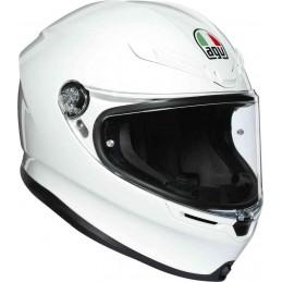 Prilba na moto AGV K-6 Helmet wihte