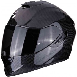 Prilba SCORPION EXO 1400 Air Carbon black matt
