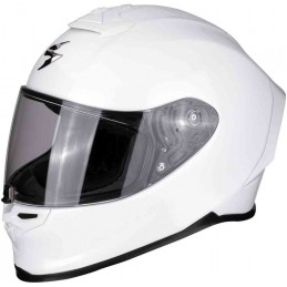 Prilba SCORPION EXO R1 Air Solid white