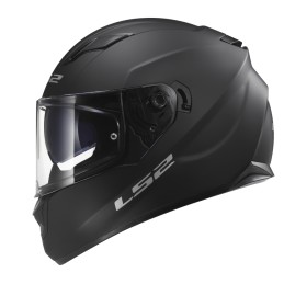 Prilba na motocykel LS2 FF320 Stream EVO matt black