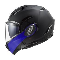Prilba na motocykel LS2 FF900 Valiant II Hammer matt black blue