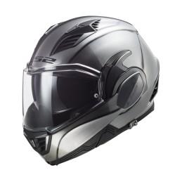 Prilba na motocykel LS2 FF900 Valiant II Jeans Titanium