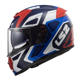Prilba na motocykel LS2 FF390 Breaker Android blue red