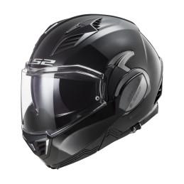 Prilba na motocykel LS2 FF900 Valiant II Solid gloss black