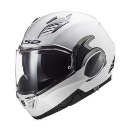 Prilba na motocykel LS2 FF900 Valiant II Solid white