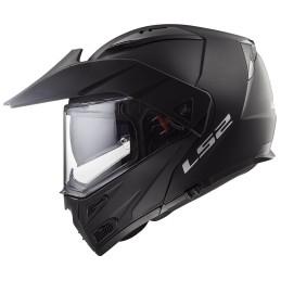 Prilba na motocykel LS2 FF324 Metro EVO Solid matt black