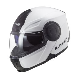 Prilba na motocykel LS2 FF902 Scope Solid white