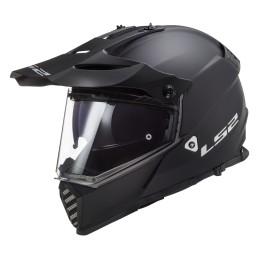 Prilba na motocykel LS2 MX436 Pioneer EVO Solid matt black