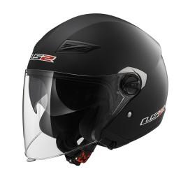 Prilba na motocykel LS2 OF569 TRACK Solid matt black