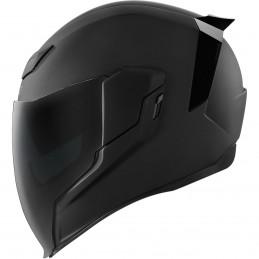 Prilba na moto ICON Airflite Gloss solids black