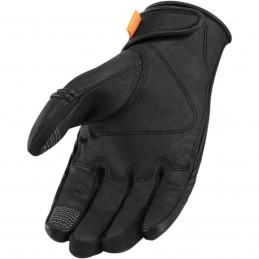 Dámske rukavice ICON Automag 2 black