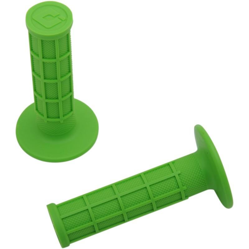Gripy ODI ruffian s polovičnou mriežkou zelené