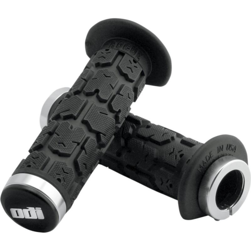 Gripy ODI Rogue lock-on čierne