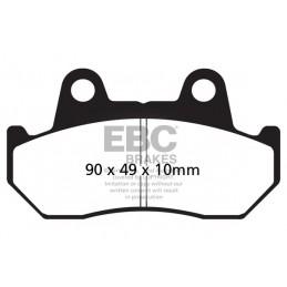 Brzdové platničky EBC FA069/3HH