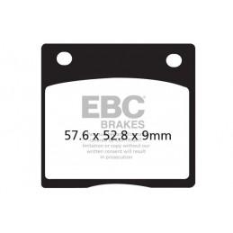 Brzdové platničky EBC FA036