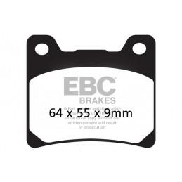 Brzdové platničky EBC FA088HH