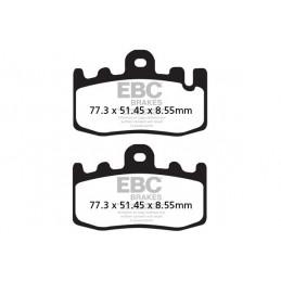 Brzdové platničky EBC FA441HH