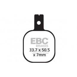 Brzdové platničky EBC FA175HH