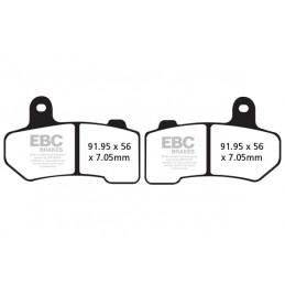 Brzdové platničky EBC FA409HH