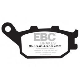 Brzdové platničky EBC FA174