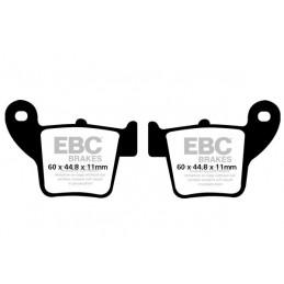 Brzdové platničky EBC FA346R