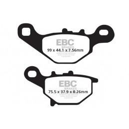 Brzdové platničky EBC FA230R