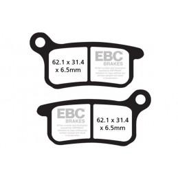 Brzdové platničky EBC FA357R