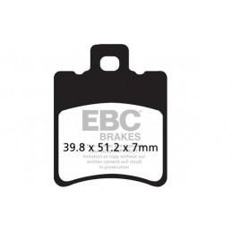 Brzdové platničky EBC SFA193HH