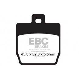 Brzdové platničky EBC SFA268HH