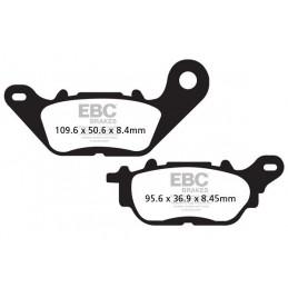 Brzdové platničky EBC FA464