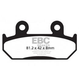 Brzdové platničky EBC FA121HH