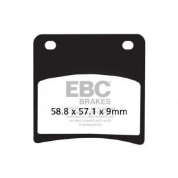 Brzdové platničky EBC FA146HH