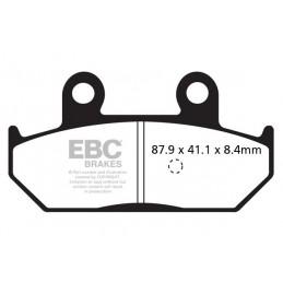 Brzdové platničky EBC SFA412HH