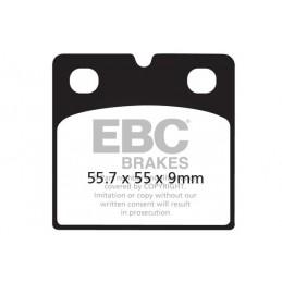 Brzdové platničky EBC FA018