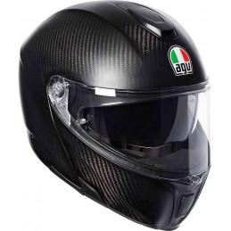 Prilba na motocykel AGV Sportmodular Carbon Matt