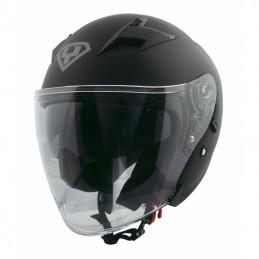 Prilba na moto YOHE 878-1matt black