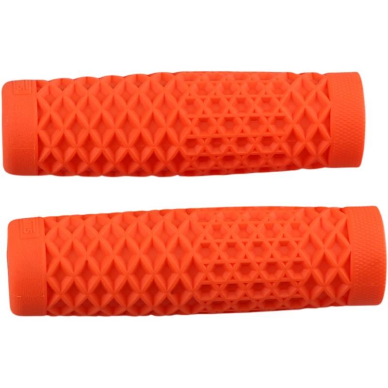 """Gripy ODl  VANS®/CULT V-TWIN 1"""" oranžové"""