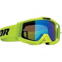 MX okuliare THOR Sniper Pro Solid green