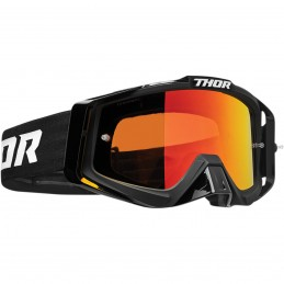 MX okuliare THOR Sniper Pro Solid black