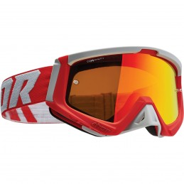 MX okuliare THOR Sniper red/gray