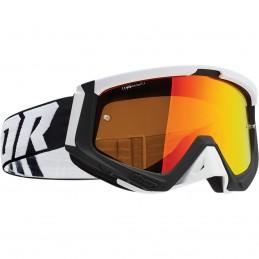 MX okuliare THOR Sniper black/white