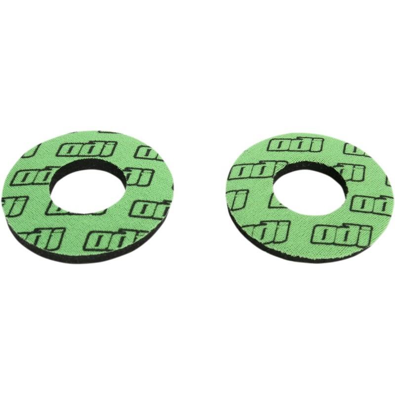 Penový krúžok na gripy ODI zelený