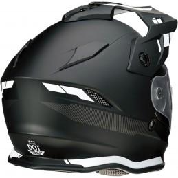 Prilba na moto Z1R Range Uptake black white