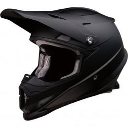 Prilba na moto Z1R Rise flat black
