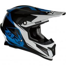 Prilba na moto Z1R Rise Ascend blue