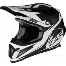 Prilba na moto Z1R Rise Ascend white black